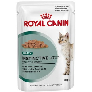 Royal Canin (Роял Канин) Консерва для кошек Instinctive+7 85гр (старше 7 лет)