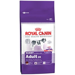 Royal Canin (Роял Канин) Сухой корм для собак очень крупных пород Giant Adult 15кг (от 18-24 мес)